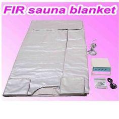 FIR FAR Infrared Slimming Sauna Blanket SPA Weight Loss Portable Free Shipping