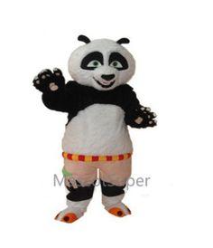 Kung Fu Panda Mascot Adult Costume