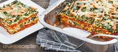 Light lasagne