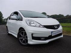 used Honda Jazz I-VTEC SI in surrey