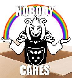Asriel Gets Ruder : Undertale