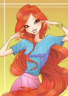 Pin by marcela gonzalez on amazing art Hades Disney, Teen Titans, Las Winx, Fire Fairy, Bloom Winx Club, Club Parties, Fairy Land, Cute Disney, Magical Girl