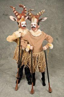 Impala costume ideas