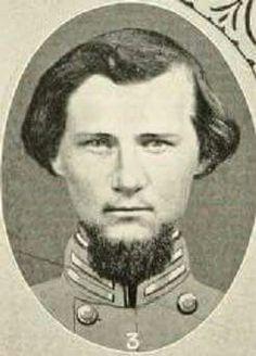 1st Lt. J. Marshall Williams 54th NC Infantry