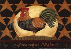 Peaceful Night by Jo Moulton