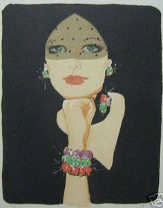 Vintage Print by Gruau...divine