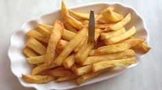 Rezept mit Video: Original belgische Fritten (Belgische Pommes frites)