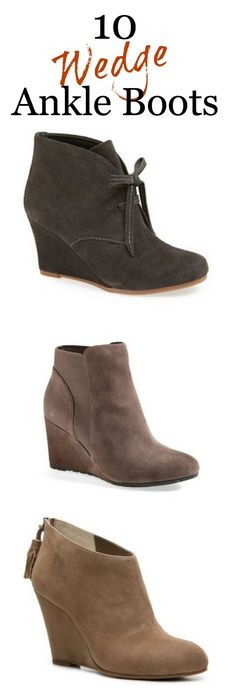 My life lol Wedge Ankle Boots #Fall #shoes #fashion #bootsfall Cute Shoes, Me Too Shoes, Ugg Boots, Shoe Boots, Boots Sale, Mode Chic, Wedge Ankle Boots, Ankle Booties, Crazy Shoes
