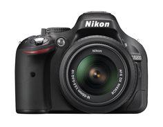 Amazon.com : Nikon D5200 24.1 MP CMOS Digital SLR with 18-55mm f/3.5-5.6 AF-S DX VR NIKKOR Zoom Lens (Black) : Digital Camera : Electronics