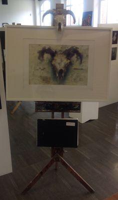 Beth Kidd, A2 Fine Art, CNC