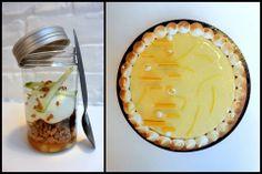 """Aujourd'hui au Michalak Take Away, venez découvrir notre Klassik du jour, le Fantastik """"Tarte au citron meringué !  Nos Kosmik """"Klassik"""" :  - Paris Brest - Tarte au citron  - Tarte tatin - Baba, passion, agrumes - Mousse au chocolat, noisette, fleur de sel (sans gluten)  Et la Potion Magik :  - Coco, citronnelle, mangue"""