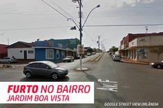 Comerciante de Orlândia tem prejuízo de R$ 12 mil após furto