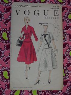 Vogue 8335, ca 1954