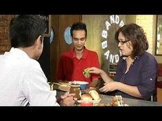 Modern Indian dining