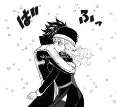 Image via We Heart It #anime #fairytail #gruvia