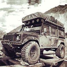 Land Rover Defender 110 Sw extreme adventure sports - Adventure, get some! Jeep Willys, Jeep Wrangler, Mustang, Maserati, Ferrari 458, M Bmw, Off Road Adventure, Life Adventure, Greatest Adventure