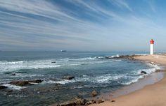 Umhlanga Beach, Durban South Africa.