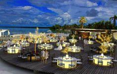 #Wedding dinner party. www.catygomez.com