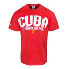Cuba 2011 CONCACAF Gold Cup Soccer Tee - Youth