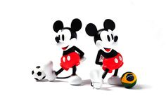 #Sophnet x #Medicom Toy VCD Mickey Mouse