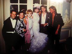 Nick Rhodes & Julie Anne Friedman: August 18, 1984 (divorced in 1992). Children: 1