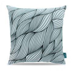 Intimo Collection maakt gezellige sfeer in huis met het sierkussen Woven B&W, kleuren zwart en wit.
