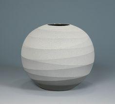 Vessels by Ceramic Artist Yoshitaka Tsuruta 8 Love this layered look of the glaze.