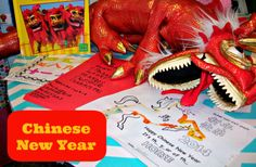 We don't have school tomorrow, so we celebrated the Chinese New Year today. We had so much fun learning about the traditions and culture. Kindergarten Blogs, School Tomorrow, Thing 1, Special Education Classroom, New Year Celebration, Chinese New Year, Teaching Tools, Fun Learning, Social Studies