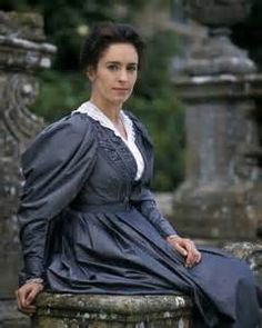 """Juliet Aubrey - """"Middlemarch"""" (TV 1994) - Costume designer : Anushia Nieradzik"""