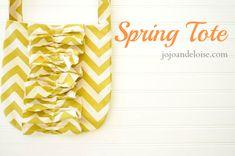 Spring Tote 1