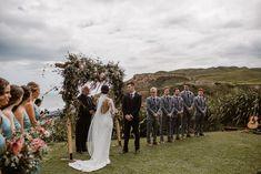 Auckland's most stunning cliff top ocean front wedding venue