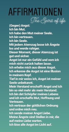 happy quotes & Affirmationen gegen Angst - most beautiful quotes ideas Affirmations Confidence, Affirmations For Anxiety, Daily Positive Affirmations, Money Affirmations, Positive Quotes, Confidence Quotes, Teaching Money, Daily Meditation, Meditation Quotes