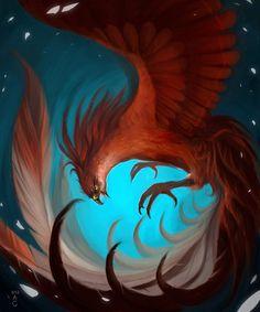 Phoenix by ~iZonbi on deviantART