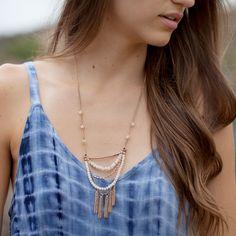 Beloved Days Necklace - Nectar Clothing