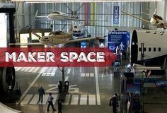 Maker Space at Future of Flight Aviation Center