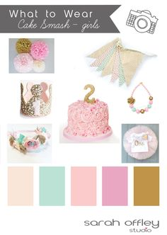 what to wear cake smash girls Smash Cake Girl, 1 Year, What To Wear, Girls, Fun, Outdoor, Clothes, Little Girls, Outdoors