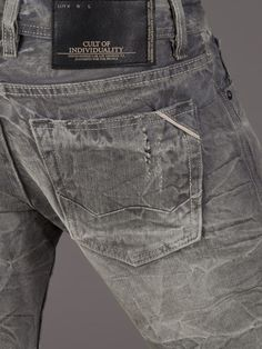 Cult Of Individuality Hagen Relaxed Jean - Atrium