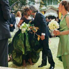 The dress - Erwin and Tina's Wedding