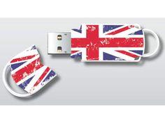 Clé #USB 8go Style anglais !