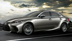 A Visual Comparison Between The 2017 Lexus Is And Its Predecessor