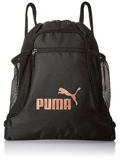 Puma Evercat Equinox Carrysack Drawstring Gym Bag 636317dfabbfd