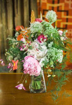 Flowers: Alenas Designs - http://www.stylemepretty.com/portfolio/alenas-designs Photography: ANA NYC - http://www.stylemepretty.com/portfolio/ana-nyc   Read More on SMP: http://www.stylemepretty.com/california-weddings/2014/09/11/romance-in-the-redwoods/