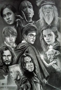 It is even harder when you realize that your daughter's childhood has also come to a end, but what better way then through The world of Harry Potter.
