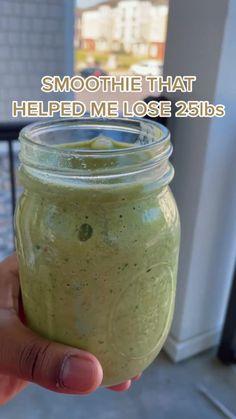 Healthy Juices, Healthy Meal Prep, Healthy Smoothies, Healthy Drinks, Healthy Snacks, Fruit Smoothie Recipes, Smoothie Diet, Weight Loss Smoothie Recipes, Weight Loss Drinks
