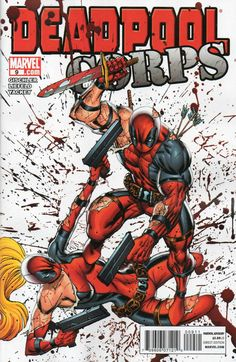 Deadpool Corps #9 - You Say You Want a Revolution? (Part 3) (Issue)