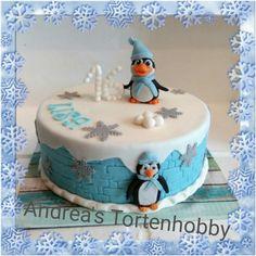 Penguin cake, Pinguin Torte