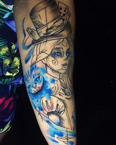 Leg Tattoos Women, All Tattoos, Cute Tattoos, Cover Tattoo, Big Tattoo, Henna Designs, Tattoo Designs, Skin Deep Tattoo, Disney Tattoos