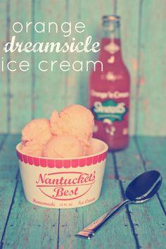 oh, sweet joy!: ((i scream, you scream series)) dreamsicle ice cream