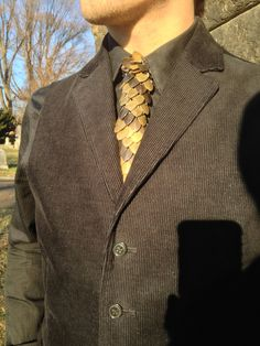 Fallout Inspired Scale Maille Tie https://www.etsy.com/listing/216708651/fallout-scale-maille-tie?ref=listing-shop-header-1