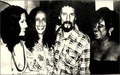 Clara Nunes, Maria Bethânia, Gonzaguinha e Alcione